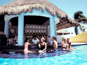 Sandos caracol Beach & Spa Resort Dining