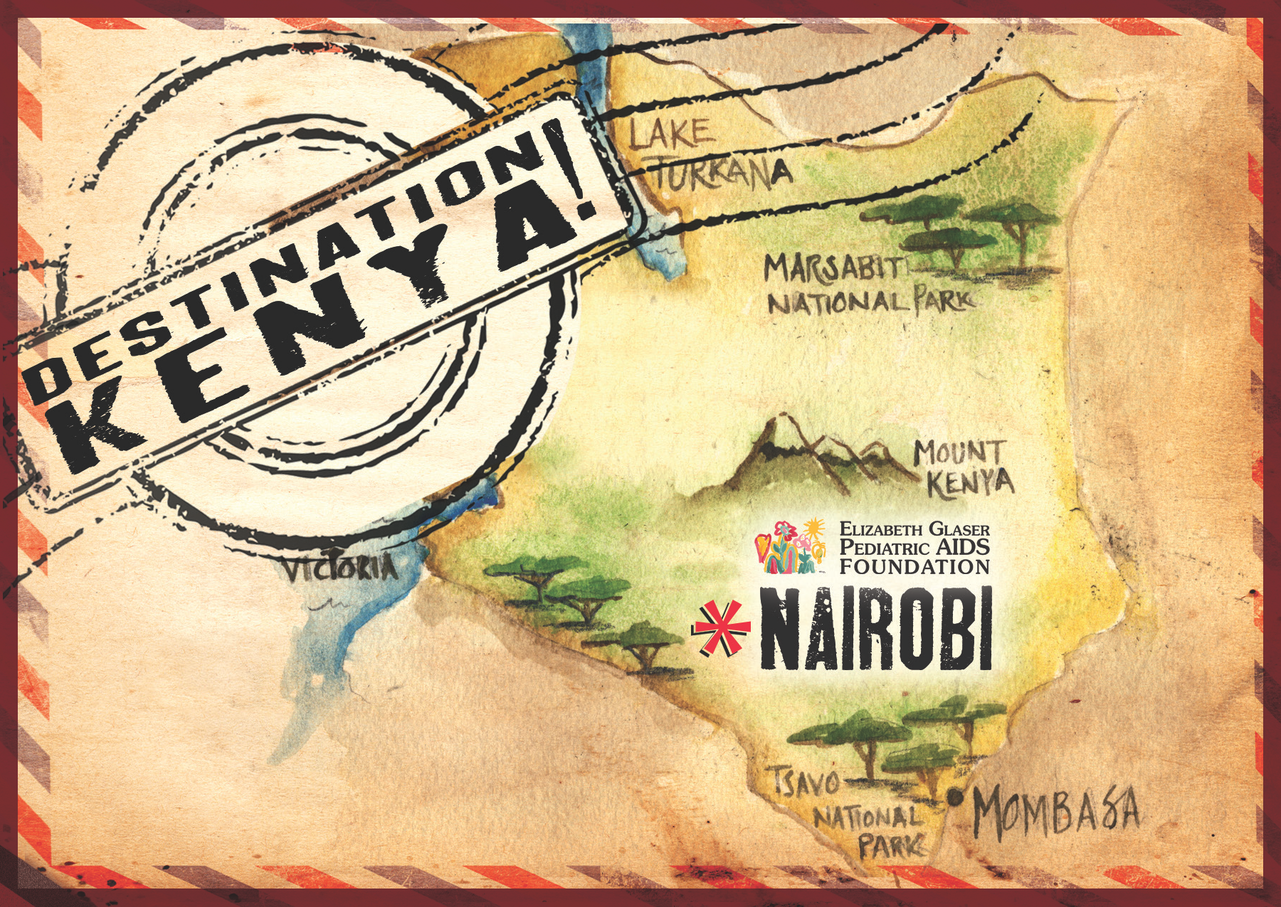 Kenya Safari Gate 1 10 day Itinerary | eTravelOmaha com