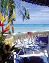 Holiday Inn Beach Resort Dining