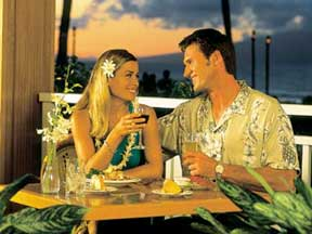 Aston Kaanapali Shores Dining