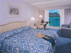 Outrigger Reef on the Beach Room